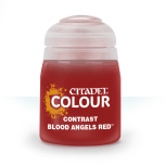 Blood Angels Red Paint 18ml | Contrast | Citadel
