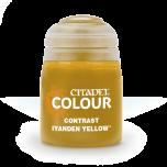 Iyanden Yellow Paint - Contrast - Citadel