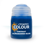 Ultramarines Blue Paint - Contrast - Citadel