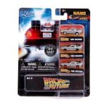 Back to the Future 3 Car Set | NANO Hollywood Rides