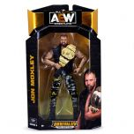 Jon Moxley #37   Unrivalled Collection Series 5   AEW Action Figure