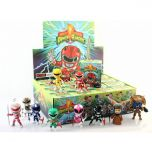 Mighty Morphin Power Rangers Full Display - Loyal Subjects