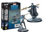 Corvus Glave & Proxma Midnight - Marvel Crisis Protocol