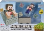 Minecraft Minecart Mayhem Playset
