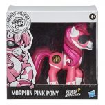 Morphin Pink Pony | My Little Pony Crossover Collection | Mighty Morphin Power Rangers