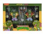 Napoleon and Attila Frog    Action Figure 2 Pack   Teenage Mutant Ninja Turtles Cartoon   NECA