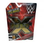 WWE NXT Belt Buckle | Damaged Packaging