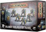Palanite Subjugator Patrol - Necromunda - Games Workshop