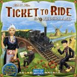 Nederlands Map Collection - Ticket to Ride