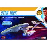 U.S.S. Enterprise NCC-1701 Refit - Wrath of Khan Edition - 1:1000  Model Kit