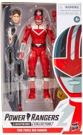 "Time Force Red Ranger - 6"" Action Figure - Power Rangers Lightning Collection"