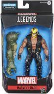 "Rage | 6"" Scale Marvel Legends Series Action Figure"