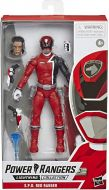 "S.P.D. Red Ranger - 6"" Action Figure - Power Rangers Lightning Collection"