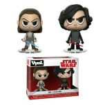 Rey & Kylo Ren Star Wars VYNL 2 Pack - Funko