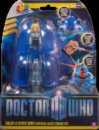 Dalek vs River Song Temporal Blast Combat Set - Doctor Who