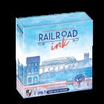 Railroad Ink | Deep Blue Edition