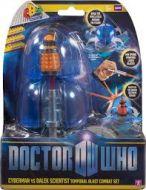 Cyberman vs Dalek Scientist Temporal Blast Combat Set - Doctor Who