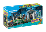 Adventure in the Cemetery - Scooby Doo! Playmobil 70362