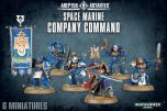 Company Command - Space Marines - Warhammer 40,000