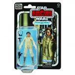 "Princess Leia Organa (Hoth) - 6"" Black Series - Star Wars - Retro Card"
