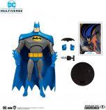 Batman (Blue Variant) - Batman: The Animated Series Action Figure - McFarlane DC Multiverse