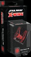 Major Vonreg's TIE - Star Wars X-Wing