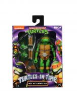 Michelangelo - Turtles in Time - NECA TMNT Action Figure