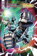 TRANSFORMERS BACK TO FUTURE #2 (OF 4) CVR A JUAN SAMU