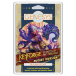 Secrets Of The Crucible Card Pack: Mutant Invasion - Keyforge