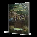 Yig Snake Granddaddy Act 2: Against The Serpentfolk | Cthulhu Mythos