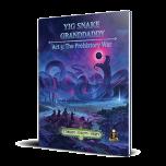 Yig Snake Granddaddy Act 3: The Prehistory War | Cthulhu Mythos