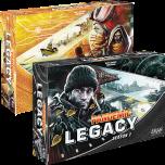 Pandemic Legacy Season 2 - Black