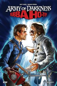 Army of Darkness/Bubba Ho-Tep - TP
