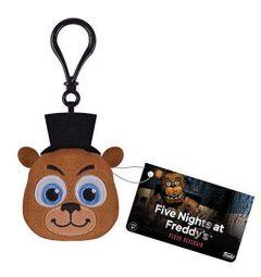 Freddy Plush Keychain - Five Nights at Freddy's