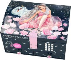 Fantasy Model Big Jewellery Box With Code - Top Model