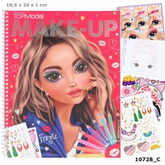 Make-Up Colouring Book | Top Model