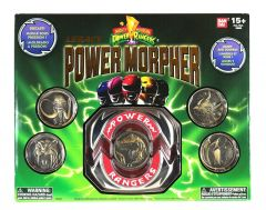 Legacy Collector Morpher - Mighty Morphin' Power Rangers - Bandai