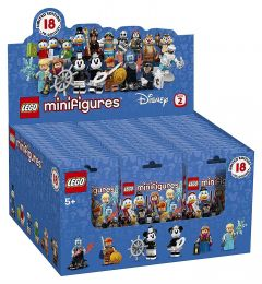 Sealed Box of 60 Disney Series 2 Minifigures - Lego