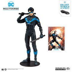 "Nightwing 7"" Action Figure - McFarlane DC Multiverse"