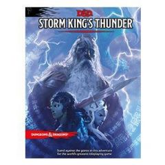 Storm King's Thunder - Dungeons & Dragons 5th Edition Supplement