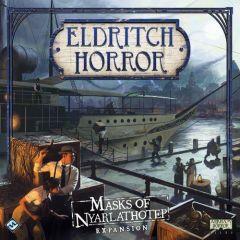 Masks of Nyarlathotep - Eldritich Horror Exp.