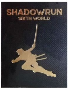 Shadowrun Sixth Edition Limited Edition