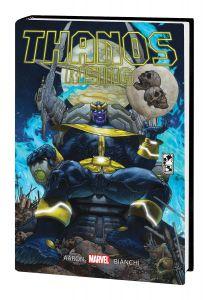Thanos Rising - Marvel Select Edition - HC
