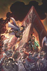 DUNGEONS & DRAGONS INFERNAL TIDES #3 (OF 5) CVR A DUNBAR (C: