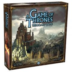 A Game Of Thrones - The Boardgame