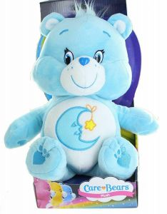 Bedtime Bear | 30cm Embroidered Plush | Care Bears