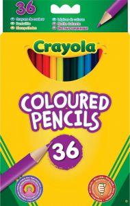 36 Coloured Pencils - Crayola