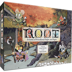 Root | A Game Of Woodland Might & Right