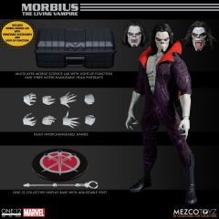 PRE-ORDER: Morbius  | One:12 Collective Figure | Mezco