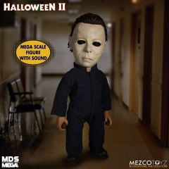 "PRE-ORDER: Michael Myers with Sound Feature | Halloween II (1981) | 15"" Doll 